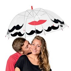 Fun umbrella for rainy days - Tiger