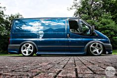 Custom vans have been around from time immemorial, taking cues from contemporary modifying scenes and applying them to vehicles that are b. Transit Custom, Mini Trucks, Tonka Trucks, Crossover Suv, Day Van, Panel Truck, Engin, Hot Rides, Custom Vans
