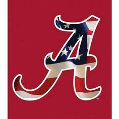 Sweet HOME Alabama ♥ Roll Tide Roll ♥