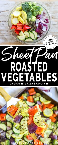 Perfect Oven Roasted Vegetables Easy Family Recipes Perfect Oven Roasted Vegetables Easy Family Recipes Easy Family Recipes easyfamrecipes Gluten Free The BEST veggies you will ever nbsp hellip side dish dairy free Roasted Zucchini And Squash, Roasted Veggies In Oven, Roasted Vegetable Medley, Roast Zucchini, Veggie Medley Recipes, Vegetable Recipes, Zucchini Vegetable, Easy Family Meals, Family Recipes
