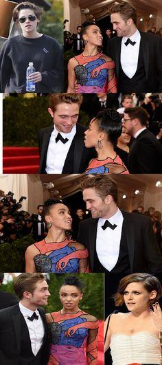 Robert Pattinson Wanted Kristen Stewart Back? Alicia Cargile Now The Third Wheel? https://www.youtube.com/camerafunfair