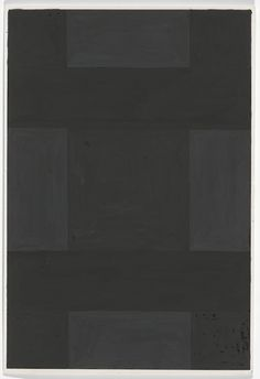 Gouache on photographic paper. Gift of Sarah-Ann and Werner H. Kramarsky in honor of Agnes Gund. © 2019 Estate of Ad Reinhardt / Artists Rights Society (ARS), New York. Drawings and Prints Abstract Painters, Abstract Art, Joseph Albers, Ad Reinhardt, Classic Artwork, Colour Field, Modern Artists, Film Stills, Moma