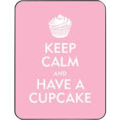 Keep calm and have a cupcake NeoSkin iPad2 jacket. $15.96