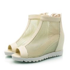48.00$  Buy here - http://ali8mc.worldwells.pw/go.php?t=32363958984 - Sandalias Mujer Ladies Shoes Big Plus Size Shoes Women Sandals Bottom High Heels Sapato Feminino Summer Style Chaussure Femme