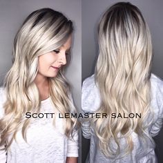 The Vomor hair extensions system does not damage natural hair & lasts up to 2 months with proper maintenance. Hair by Kendra at Scott Lemaster Salon and Spa. Call today to book your transformation!