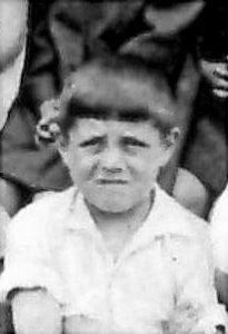 (01/19/1933) Lide, Czech Republic (07/02/1942) sadly murdered at Chelmno extermination camp during Lidice massacre 9 years old