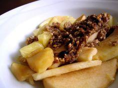 Apple Pineapple Crisp - Food & Whine