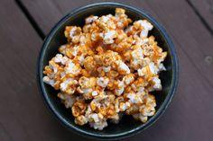 Buffalo Caramel Corn - crazy addicting!