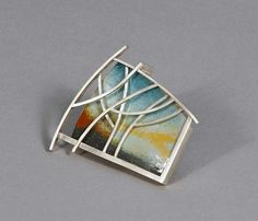 Browse Album :: 5. Changing Hues: Color Embraced by Metalsmiths Around the World