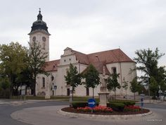 Parish church St. Peter in Retz, Austria