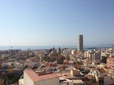 Alacant / Alicante in Alicante, Valencia Alicante, Valencia, Cuba, San Francisco Skyline, Spanish, Recipes, Travel, Boiler, Architecture