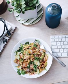Lunch al Desko: How to Upgrade Your Midday Meal