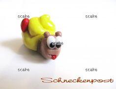 sweet snail,  kleine Schneckenpost. cake idea the scake for 21,95 €