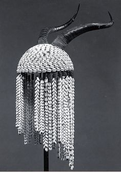 Headdress 19th–20th century Togo Moba peoples (?)