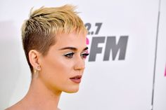 pictures of katy perry short haircut
