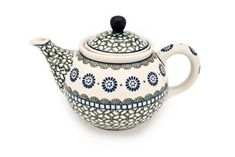 Polish Pottery Maia Small Teapot >>> Check out this great image @ : bakeware