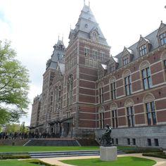 Rijksmuseum em Amsterdam, Noord-Holland