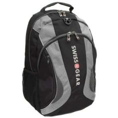 Wenger SwissGear THE MERCURY 16-inch Laptop Computer Backpack - Grey - product - Product Review