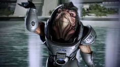 Mass Effect 3 Citadel DLC: I Love You, Grunt - What happens in the Citadel stays in the Citadel. Watch out for the Rincol!