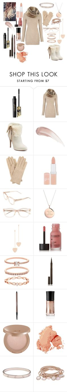 """Rikki #50"" by kei-lily-amethyst ❤ liked on Polyvore featuring tarte, Jennifer Lopez, Wander Beauty, Bottega Veneta, Rimmel, Kate Spade, Cloverpost, Perricone MD, Accessorize and Burberry"