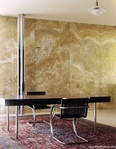 Great Buildings Image - Tugendhat House
