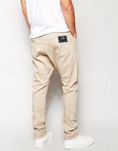 Unconditional Back Zip Jean