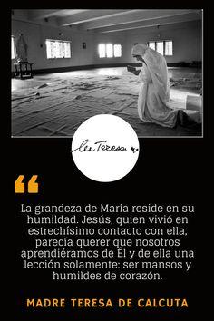 """María y Jesús, los """"maestros"""" de #MadreTeresa"""