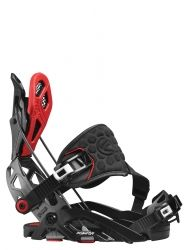 Flow Fuse-GT Hybrid Snowboard Bindung black/red 2017