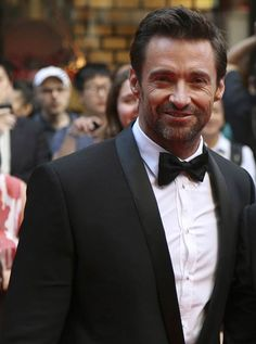 Hugh Jackman. Loyal husband, doting dad,  great actor, nice guy....what more could you ask for?