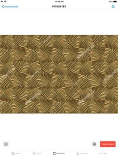 To get brass texture into ensuite we could have image printed onto glass and insert panel beside tiles.
