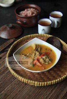 Just Try & Taste: Resep Entok Slenget Khas Jogya