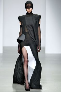 Central Saint Martins Ma Autumn/Winter 2014 Ready-To-Wear   British Vogue