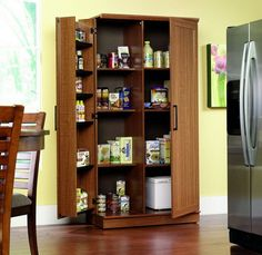 Awesome Sauder Homeplus Swing Out Storage Cabinet