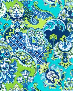 eQuilter Fresh - The Power Of Paisley - Turquoise