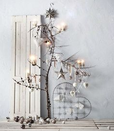 SEASONAL – CHRISTMAS – the magic of the holiday makes another appearance in an adorable presentation of holiday decor, such as this inspiring scandinavian christmas decorating idea. Description from pinterest.com. I searched for this on bing.com/images