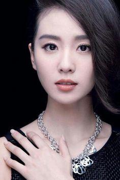 Liu Shishi chinese actress beauty