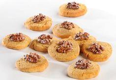 Ciasteczka dla diabetyków. Kliknij w zdjęcie, aby poznać przepis. #ciasta #ciasto #desery #wypieki #cakes #cake #pastries