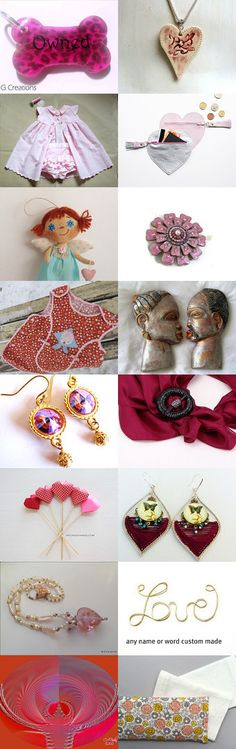 Love by Laura P. on Etsy--Pinned with TreasuryPin.com