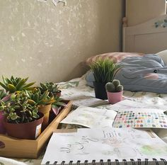 life is messy // photography Bedroom Inspo, Home Bedroom, Bedroom Decor, Bedrooms, New Room, Room Inspiration, Living Spaces, Sweet Home, Art Hoe