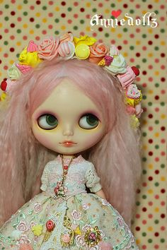 Flickr: Custom by Annie Dollz