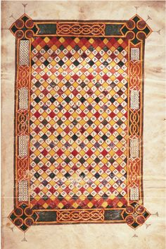 Commemorative labyrinth from Pope Gregory's Moralia in Job. Starting in the center of the top line, the inscription reads down, left, and right, establishing a labyrinth of letter forms. Medieval Manuscript, Medieval Art, Illuminated Manuscript, Letter Form, Byzantine Icons, Design Research, Design Development, Ancient Art, Designs To Draw