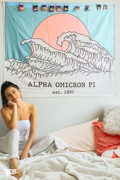 Looking for items to upgrade your space this school year? Check out our Home Goods section starting with this Sorority Canvas, Sorority Paddles, Sorority Crafts, Sorority Recruitment, Sorority Life, Sorority Rush Shirts, Sigma Tau, Alpha Omicron Pi, Kappa Delta