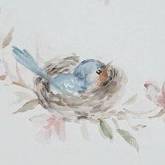 AquiTemArtes Watercolor Pictures, Watercolor Bird, Watercolor Animals, Watercolor Landscape, Watercolor Painting Techniques, Watercolour Painting, Painting & Drawing, Watercolor Portraits, Painting Tutorials