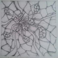 Natural form texture design