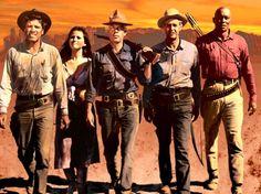 Ver The Professionals descargar peliculas gratis {HD} Western Film, Western Movies, Best Plot Twists, Jack Palance, Djimon Hounsou, Robert Ryan, Lee Marvin, Movies To Watch Online, Marie Gomez