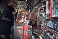 Mi trovi tutti i Balon ed i Gran Balon in piazza Borgo Dora con un vasto assortimento di dischi di qualità con la migliore musica, oppure in piazza [...]