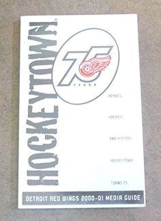 Detroit Red Wings Yearbook