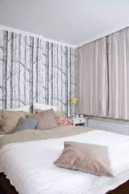 Znalezione obrazy dla zapytania sypialnia tapeta brzozy Curtains, Bedroom, Wallpaper, Furniture, Home Decor, Hair, Beauty, Blinds, Decoration Home