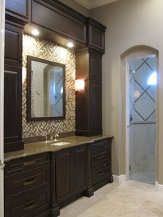 3935 East Eden Roc Circle Tampa, FL 33634 © Dreamland Interiors, Inc. New Home Construction, Comfort Zone, New Homes, Interiors, Mirror, Furniture, Design, Home Decor, Decoration Home