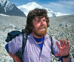 Reinhold Messner, famous mountain climber, sees moon-sized object while climbing in Himalayas - Katmandu, Nepal - , 1981 - UFO Evidence